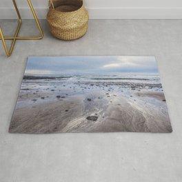A Footprint of the Sea Rug