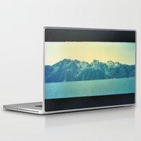 alaska Laptop & iPad Skins featuring Alaska by Taylor Palmer