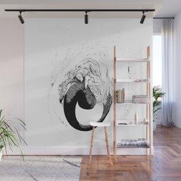 A Future Mermaid Wall Mural