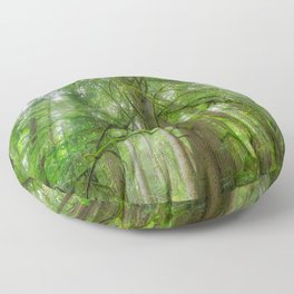 Ethereal Tree Floor Pillow