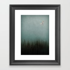 Look to the North Framed Art Print