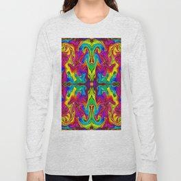 Pattern-315 Long Sleeve T-shirt