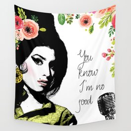 Amy's no good Wall Tapestry