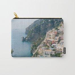 Italy. Amalfi Coastline Carry-All Pouch