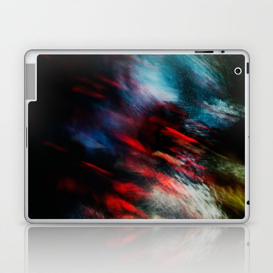 Abstract goldfish_02 Laptop & iPad Skin