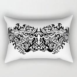 Birds Tribe Rectangular Pillow