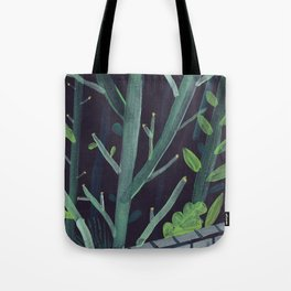 Forest Wall Tote Bag