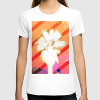 palm tree T-shirts featuring Palm tree by emegi