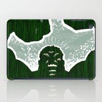 hulk iPad Cases featuring Hulk by Duke Dastardly