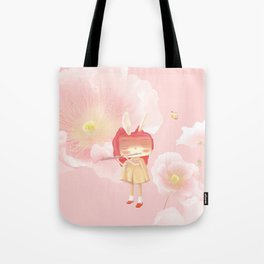A Garden in My Heart Tote Bag