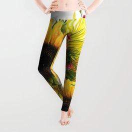 Floral 3 Leggings