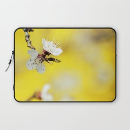 Sunny Blossoms Laptop Sleeve
