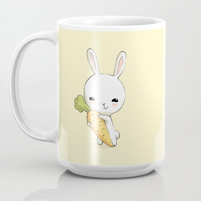 Bunny Carrot 2 Coffee Mug