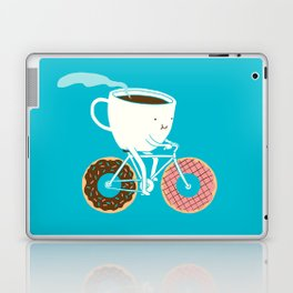 Coffee and Donuts Laptop & iPad Skin