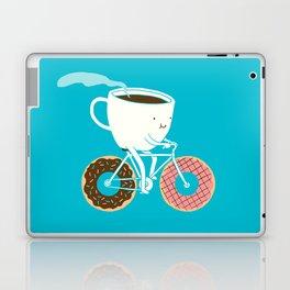 Coffee and Donuts Laptop & iPad Skin