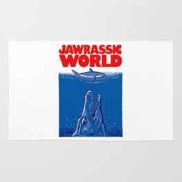 Jawrassic World Rug
