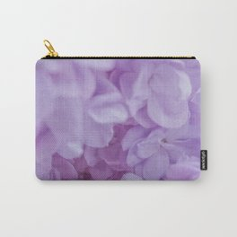 Lyrical Lilacs Carry-All Pouch