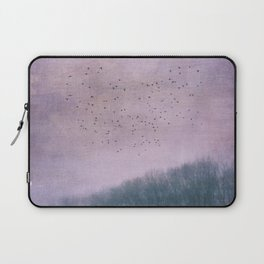 over the Heart of the Forest Laptop Sleeve