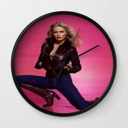 Cheryl Ladd Wall Clock