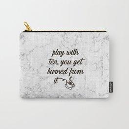 Ariana Tea Carry-All Pouch