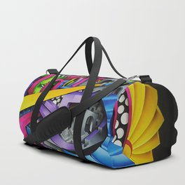 One Track Mind Duffle Bag
