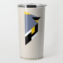 Yellow-Dumped Warbler Travel Mug
