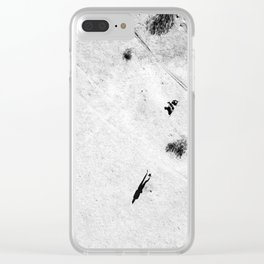 Tr3s Amigos Clear iPhone Case