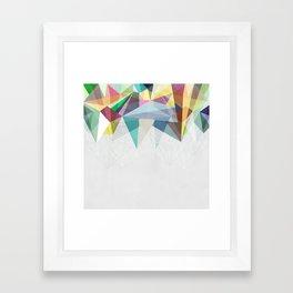 Colorflash 2 Framed Art Print