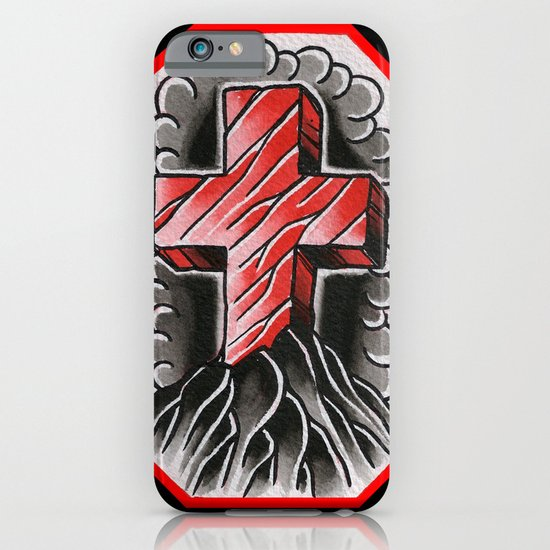 cross of ages iPhone & iPod Case
