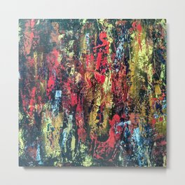 Abstract painting 103 Metal Print
