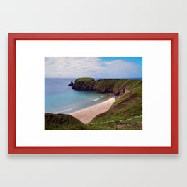 Traban Framed Art Print