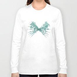 Soundwaves Colour Long Sleeve T-shirt
