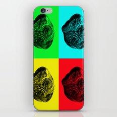 Pop Art Fossil iPhone & iPod Skin