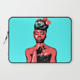 Blue Skies and Apples Laptop Sleeve