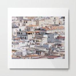 Apulian houses Metal Print