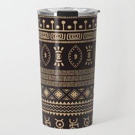 Africa Ethnic  Travel Mug