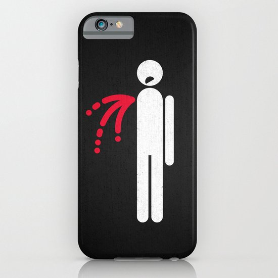 And that's why you always leave a note.  iPhone & iPod Case