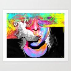 Paix Art Print