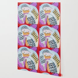 Henri Matisse - The Dream Paris Exhibition - Aix-en-Provence, France Advertisement Poster Wallpaper