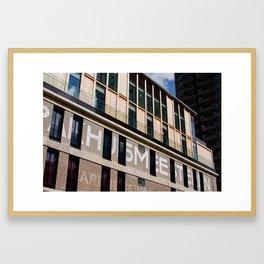 Kop van Zuid (I) Framed Art Print