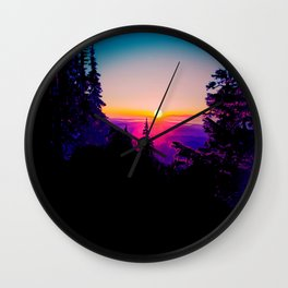 Fantasyscape Wall Clock