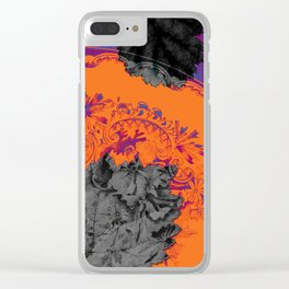 A colorful symphony for Anna Clear iPhone Case