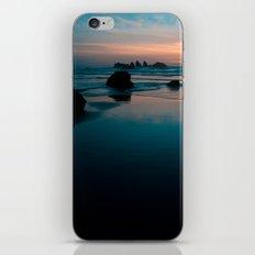 bandon beach blues. iPhone & iPod Skin