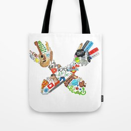 Don't Forget (Traditional) Tote Bag