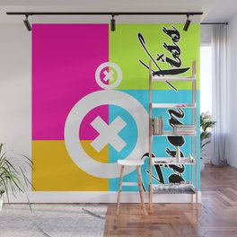 POISON KISS - COLORS EDITION Wall Mural