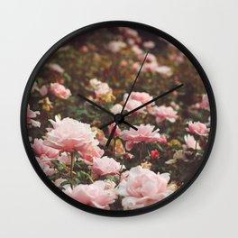 spring Wall Clock