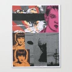 Collage #2 Canvas Print