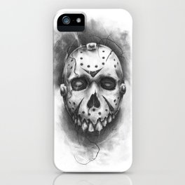 The Return of Vorhees iPhone Case