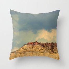 Touching The Sky Throw Pillow