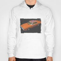 general Hoodies featuring General Lee by Ewan Arnolda